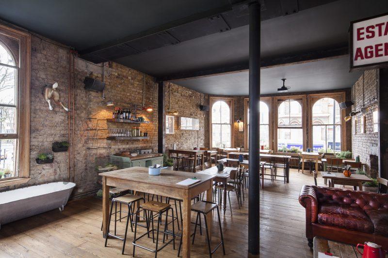 The Elgin pub in Maida Vale