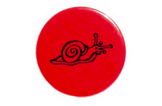 Snail Badge