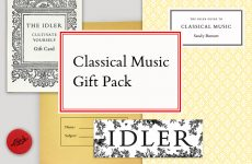 gift kit classical music pp