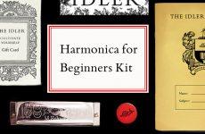 gift kit harmonica pp